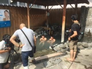長野県水素風呂のある合宿免許。