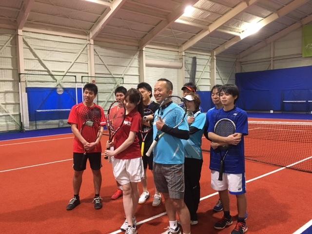 合宿免許とテニススクール。