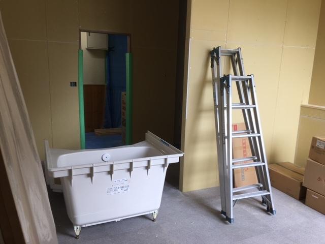 長野の合宿免許の新築ゲストハウス。