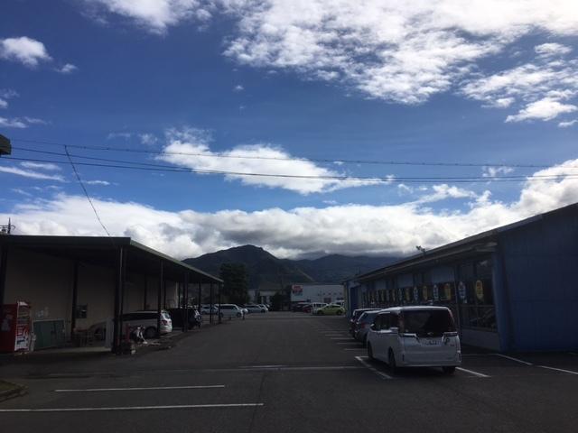長野の合宿免許と台風!