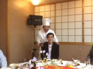 長野の合宿免許の美味しい食事。