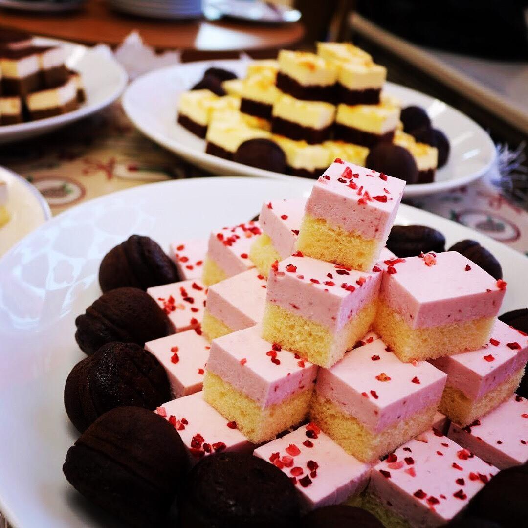 クリスマスにはケーキ!