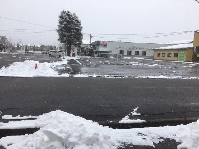冬の長野の合宿免許。