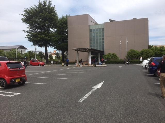長野市の地震。