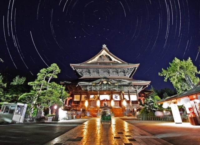 長野といえば善光寺。