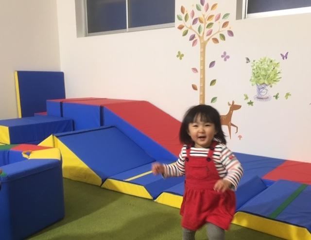 長野市赤ちゃんの遊び場、食ぱん道広徳店。