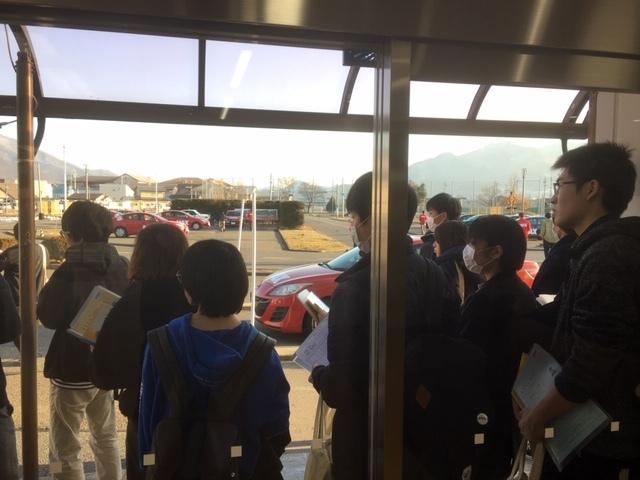 長野の合宿免許は忙しい。