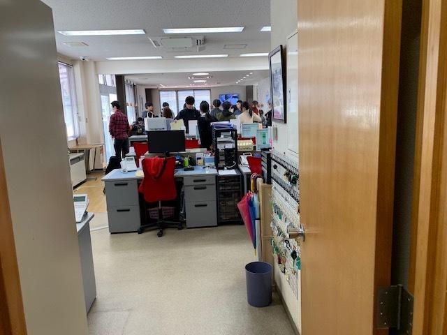 長野も合宿免許は混雑してます。