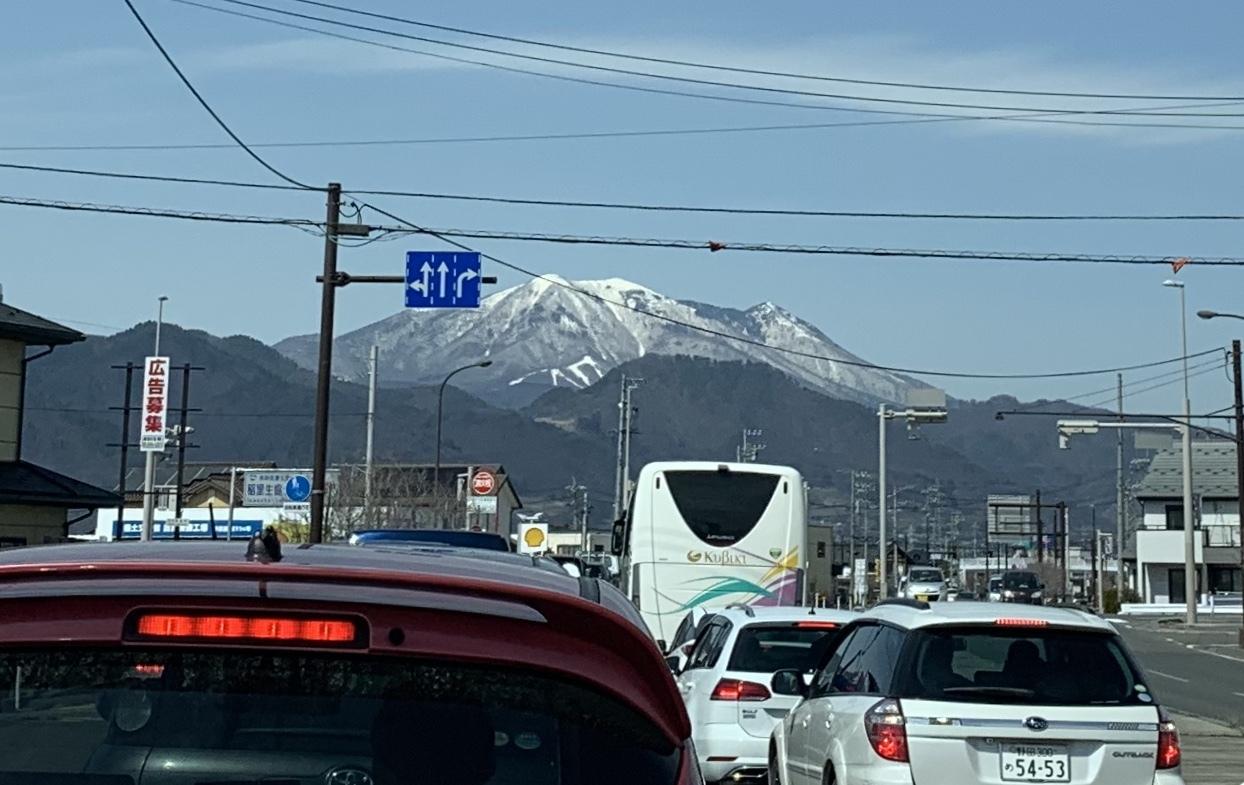 長野オリンピック飯綱スキー場。