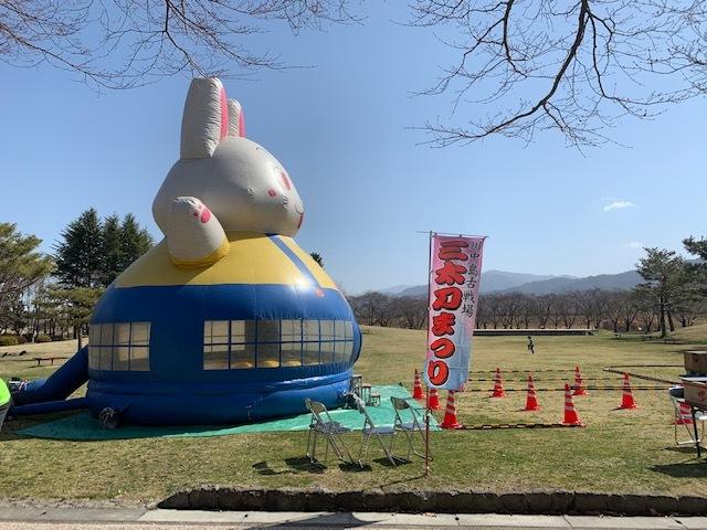 川中島古戦場祭り。